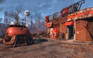 The Red Rocket - November 1, 2287