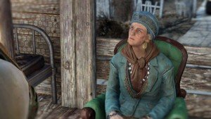 Having a Chat with Mama Murphy