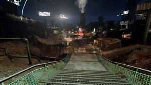 My First Glimpse of Diamond City